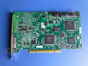 National Instruments Pci 6722 Ni Daq Card Static Waveform Analog Output