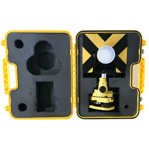 Professional Traverse Prism Kit With Gpr1 For Total Station Surveying Equipment