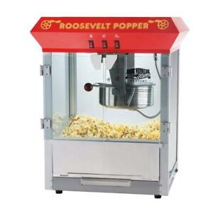 Great Northern Popcorn 6010 Roosevelt Antique Popcorn Maker