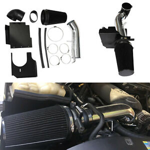 4 Cold Air Intake System Heat Shield Fit 99 06 Gmc Chevy V8 4 8l 5 3l 6 0l