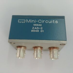 Used Mini circuits 15542 Zad 2 Frequency Mixer 1 To 1000 Mhz