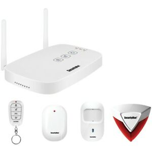 Mobile App Based Wireless Home Security
