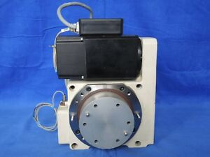 Weiss Tc0120x Index Table 6 Positions With Fischer Motor 500 568141101