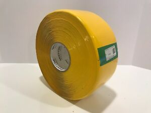 Safetytac St401 Pvc Armor 4 Wide X 100 Ft Roll Yellow Floor Marking Tape 70mil