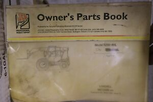 Jcb Loadall Model 525b 4hl Parts Book