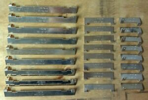lot Of 25 Copper Bus Bar Plated Terminal Conductor Strip Busway Ground