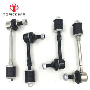 Sway Bar End Links Front Rear Left Right Set Of 4 For 96 02 Toyota 4runner