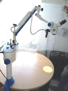 3 Step Portable Surgical Microscope Dental Examination Excellent Quality