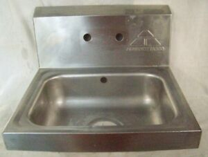Restaurant Supplies Advance Tabco Wall Mount Hand Washing Sink 17 5