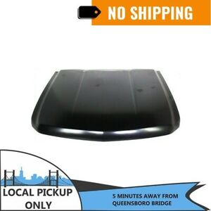 New Front Hood Panel Fit Chevrolet Pickup Chevy Silverado 2007 2013 Gm1230365
