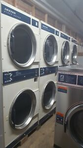 Coin Laundry Equipment Dryers Commercial Machine Laundromat