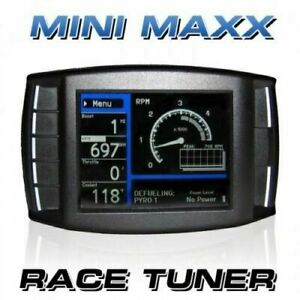 Mini Maxx Dpf Egr Delete Tuner For Cummins Duramax Powerstroke Diesel Trucks