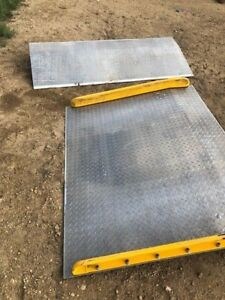 Forklift Load Dock Ramps