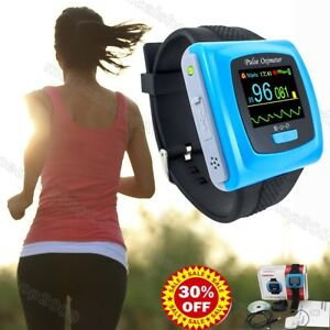 Wrist Pulse Oximeter Blood Oxygen Daily And Overnight Sleep Study Software 50f