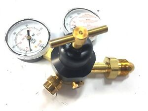 New Miller Smith Om 263 230b Pressure Regulator Liquid Cylinder Oxygen Free Ship