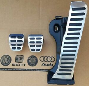 Seat Alhambra From 2010 Original Pedalset Pedals Pedal Caps For Manual Cars