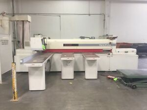 Used 2000 Scm Group Front Load Automated Panel Saw