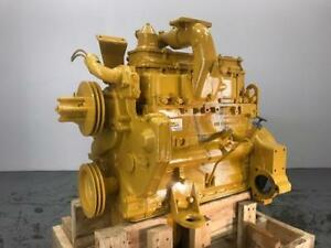 Cat 3204t Diesel Engine All Complete And Run Tested