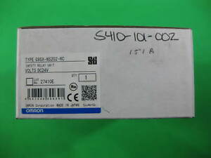 Omron Safety Relay Unit G9sx ns202 rc New