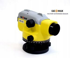 Geomax Zal328 28x Automatic Level For Survey Construction