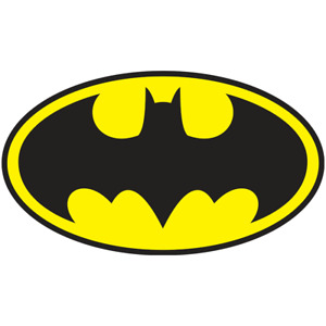 Batman Logo Dark Knight Superhero Car Truck Window Decal Sticker Laptop