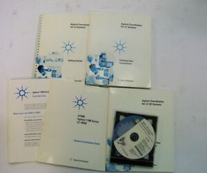 Agilent G1956 Lc Chemstation Installation Guide Owners Manual