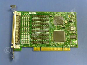 National Instruments Pci 6511 Ni Daq Card 64ch Digital Input