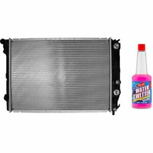 Performance Radiator Kit New Chevy Chevrolet Corvette 2001 2004 Kit 180317 816