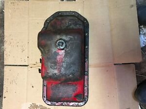 Farmall H Oil Pan Antique Tractor