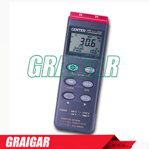 Center 306 Digital Temperature Meter thermometer