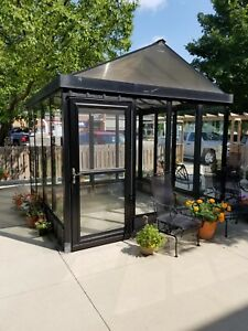 Smokers Shelter