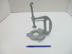 Panavise 311 Bench Clamp Base Mount Used