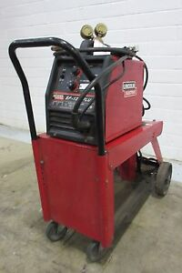 Lincoln Sp 125 Plus Welding Power Source Am16250