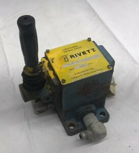 Dynex rivett Directional Hydraulic Control Switch Valve 6150 02 42 3000psi