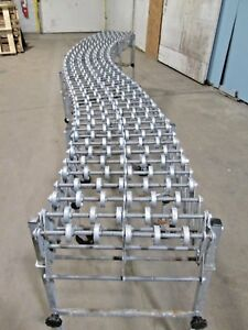 nestaflex 226 Commercial industrial H d Portable flexible Conveyor 75