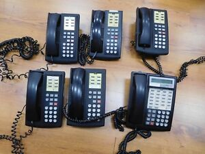Avaya Partner 18d Phone For Lucent Acs Telephone System Base And 5 Phones