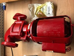 Bell Gossett P86093 Centrifugal Booster Pump Furnace Boiler new