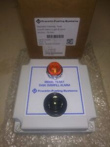Franklin Fueling High Intensity Tank Overfill Alarm Light And Horn Ts ra1 New