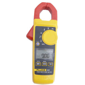 Fluke 325 F325 True rms Clamp Meter Ac dc Current Tester