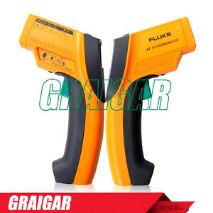 Fluke 63 F63 Infrared Thermometer F63 Non contact Thermometer Upto 535c