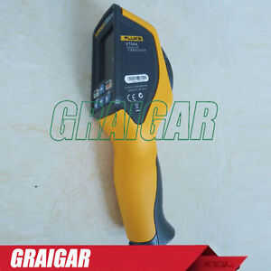 Fluke Vt04a Visual Ir Thermometer Built in Digital Camera Included Sd Card