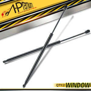 A Premium 2x Rear Window Lift Supports Strut For 2011 2017 Jeep Wrangler Jk 6678