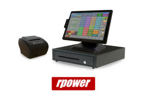 Restaurant Point Of Sale System Rpower Pos Hardware Bundle