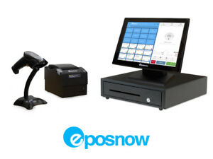 Retail Cloud Point Of Sale System Eposnow Pos Hardware Bundle