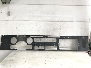 87 95 Jeep Yj Wrangler Rust Free Metal Dash Frame Plate Dashboard Clean