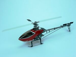 Hk 250gt Electric Helicopter Kit Alloy Carbon Fiber W Blades