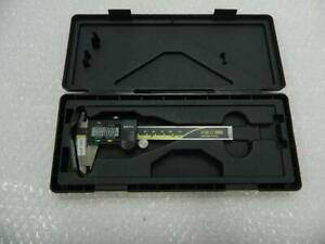 Mitutoyo 500 170 30 Cd 4 Ax Absolute Digital Caliper