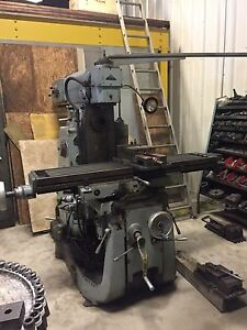 Toolmex Horizontal Milling Machine