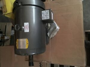 15hp Electric 3 Phase Motor