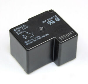1pc Relay 24vdc Spst No 30a 250vac 1 Form A replaces Tyco T9as1d12 24vdc